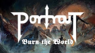 Portrait - Burn the World (FULL ALBUM)