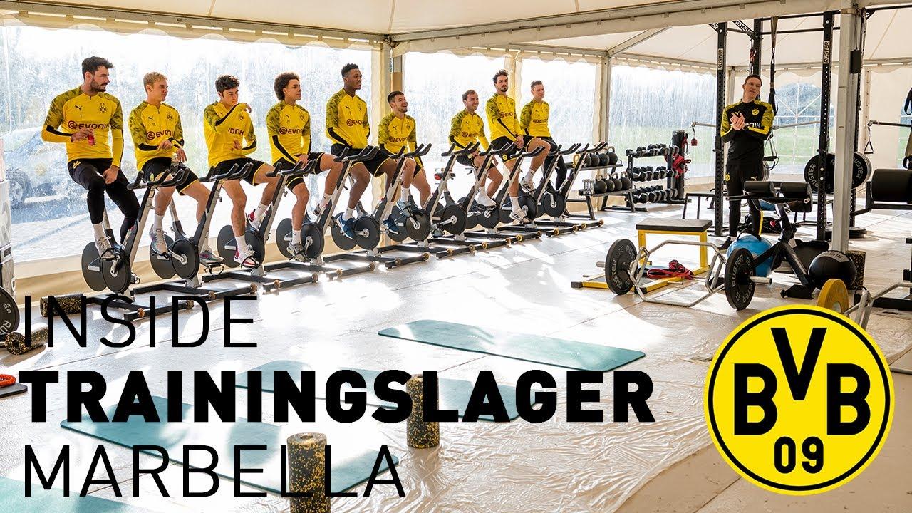Training, Spiele & mehr | Ein Blick hinter die Kulissen | Inside Trainingslager Marbella