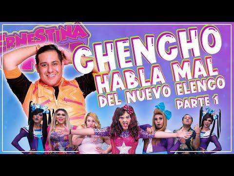 ☞ CHENCHO HABLA MAL DEL NUEVO ELENCO PARTE 1