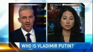 Jennifer Ciotta, Putin Expert on Australia's The Project TV