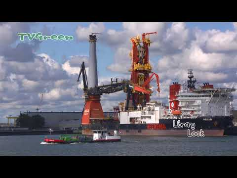 Port of Rotterdam: Just a Sniff - Havenbeelden