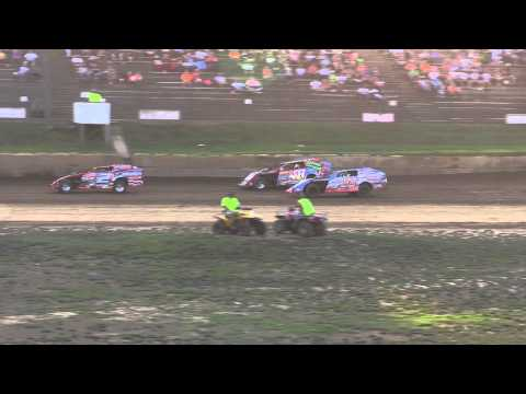 8 15 15 Modified Heat Race #3 Lincoln Park Speedway