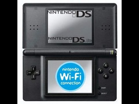 nintendo ds fat ds lite ber wifi mit dem internet verbinden tutorial deutsch full hd youtube. Black Bedroom Furniture Sets. Home Design Ideas