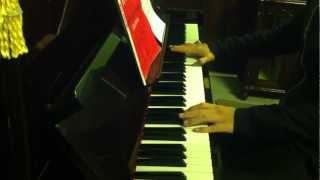 Triste Coeur ( Piano Cover)