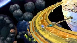 Asteroid Coaster Act 2 Remix