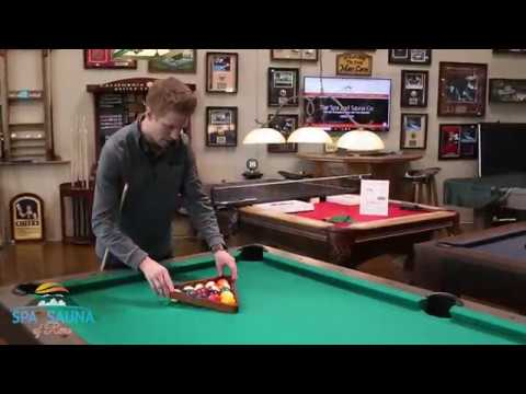 How Big Should My Room Be For A Pool Table YouTube - How big is a pool table