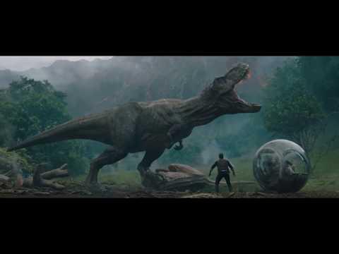 Jurassic World: Fallen Kingdom de Juan Antonio Bayona (Bande-annonce VF) - En salle le 6 juin 2018 Mp3