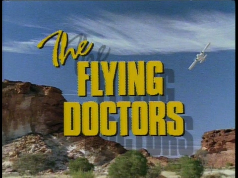 The Flying Doctors - intro and outro - Season 4 (1988)