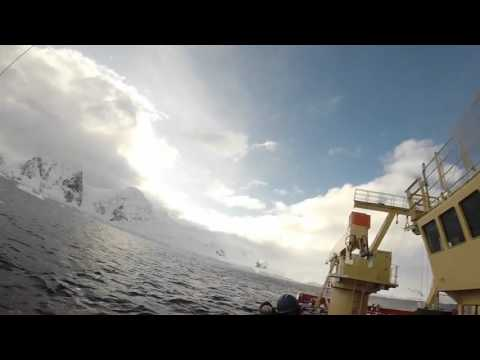 Looking For Iron In Coastal Antarctica