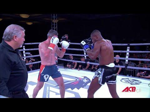 Парвиз Абдуллаев (КОБРА) VS Godwin Afriyie