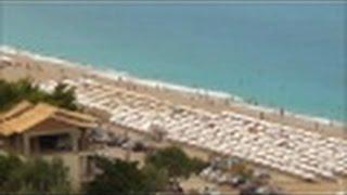 Греция остров Лефкада самый лучший пляж Катизма Kathisma(Всем кто любит Грецию! Путешествуйте по Греции со мной, всё самое интересное и увлекательное вы сможете..., 2014-08-05T11:56:23.000Z)