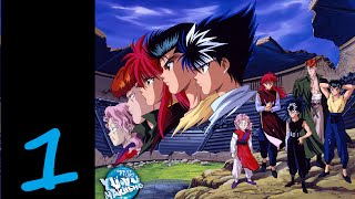 Yu Yu Hakusho: Dark Tournament - Walkthrough - Part 1