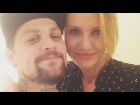 Benji Madden's Sweet Birthday Message to Wife Cameron Diaz