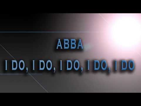 ABBA-I Do, I Do, I Do, I Do, I Do [HD AUDIO]