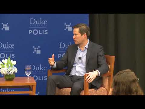 A Conversation with Congressman Seth Moulton | 2/22/18
