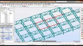 Видеоурок  автодеск робот структурал анализ лекция 3 Autodesk Robot Structural Analysis Professional