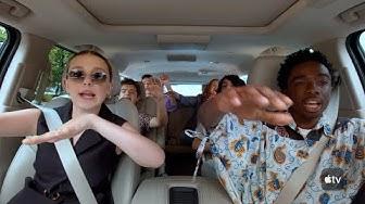 Carpool Karaoke: The Series - 'Stranger Things' Cast - Apple TV app