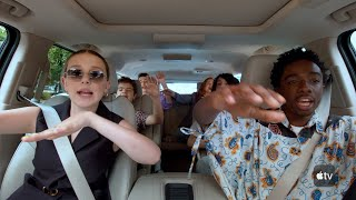 Carpool Karaoke: The Series - 'stranger Things' Cast - Apple Tv App