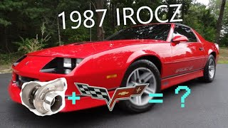 Twin Turbo camaro IROCZ Mullet missile build begins! Let your mullets fly in this intro video