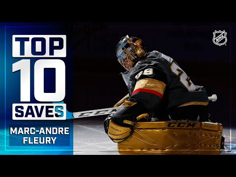 Top 10 Marc-Andre Fleury Saves from 2019-20 | NHL