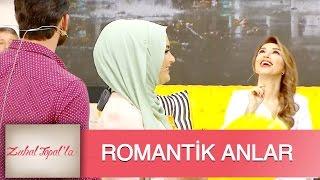 Zuhal Topal'la 71. Bölüm (HD) | Serkan'dan, Hanife'ye Romantik Sürpriz