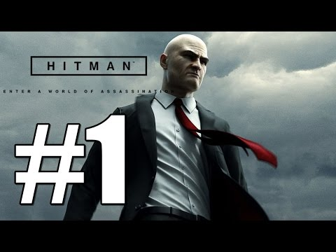Hitman First Mission Gameplay Walkthrough Part 1 - Advanced Training - No Comentary HD 1080p
