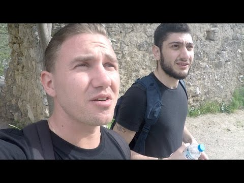 Castle with a view, Saint Hilarion, Kyrenia, Cyprus, Vlog #2