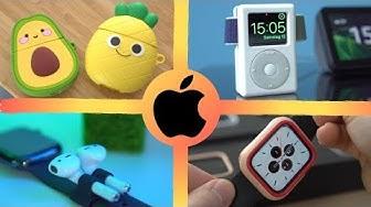 TOP 10 Apple Watch & AirPods Gadgets/Zubehör | +Gewinnspiel