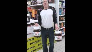 An American in Luxembourg workout video: Nutella Curls