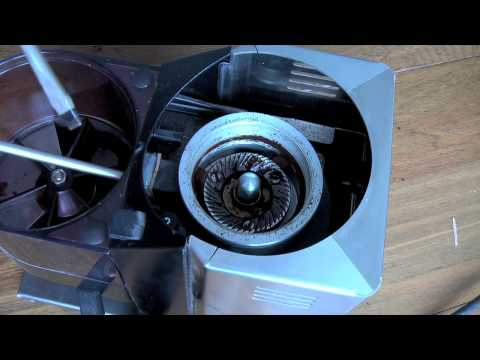 Coffee Grinder Burr Cleaning or Replacement