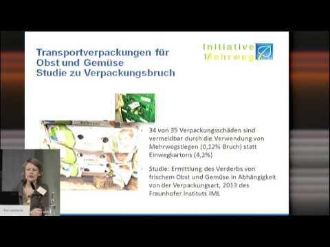 Precycle Europe! Mehrweg – gelebte Produktverantwortung in der Logistik