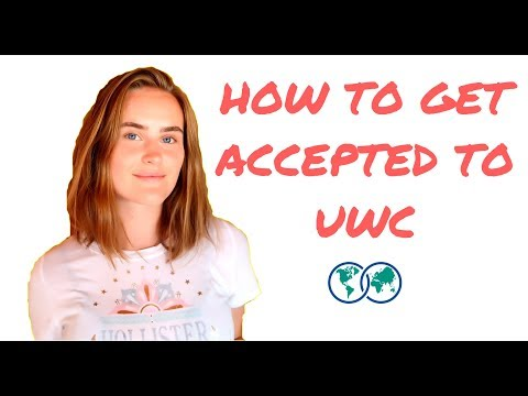 UWC APPLICATION TIPS AND TRICKS | My application process