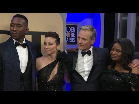 Golden Globes 2019: Green Book Cast and Filmmakers (FULL INTERVIEW)