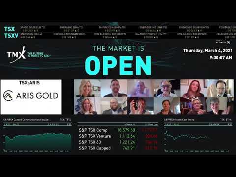 ARIS黄金几乎打开了市场