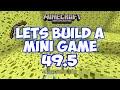 Minecraft Xbox - Lets Build A Mini Game World - 49.5 - SPONGEBOB