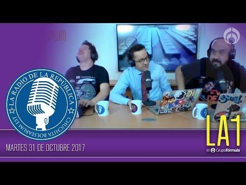 #LA1 - Desde Huixquilucan con Amor - La Radio de la República - @ChumelTorres