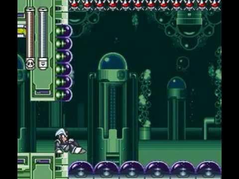 Mega Man Bass [MM7] (SNES) - Longplay