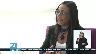 Magistrada María Silva habla en exclusiva con Capital 21 sobre el voto nulo en elecciones 2018.