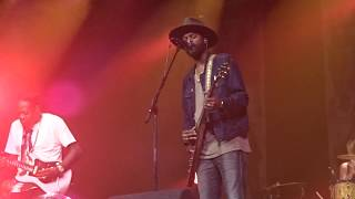 Gary Clark Jr and Eric Gales - Don't Owe You A Thang, live at Holland Blues Grolloo, 15 June 2019