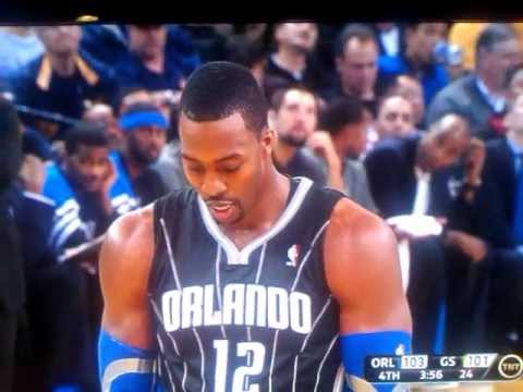 Dwight Howard sets NBA record for free throws