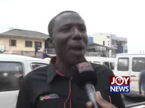 Funny Ghanainterview from joy news  to one citizen