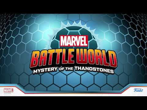 Exclusive First-Look: Marvel Battleworld: Mystery of the Thanostones (Funko Animation)