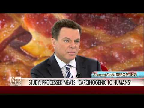 Study claims processed meats are 'carcinogenic to humans'