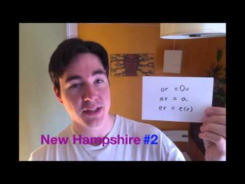 Audiobook Narrator Matt Haynes NEW HAMPSHIRE ACCENT
