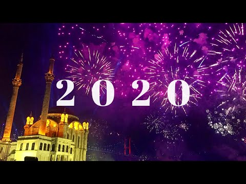 Istanbul New Year's Eve 2020 | Celebration & Fireworks