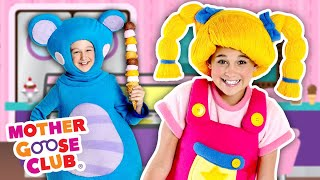 Ice Cream Song + More | Mother Goose Club Nursery Rhymes