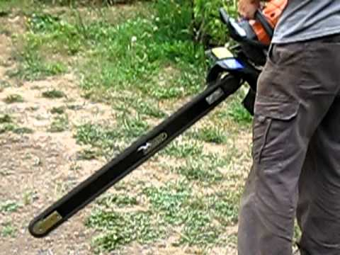 Terrasaw Ultimate Chainsaw Attachment For Earth Digging By