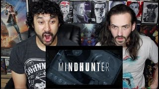 MINDHUNTER | (Netflix) Official TRAILER REACTION & REVIEW!!!