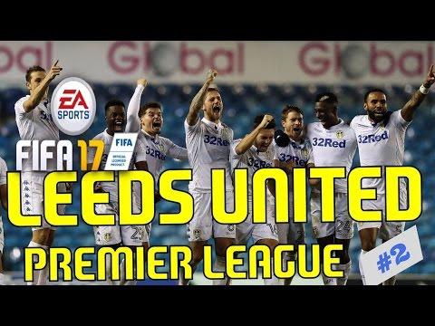 fifa 17 - Leeds United - Manager Career - Premier League - Pre-Season - #2