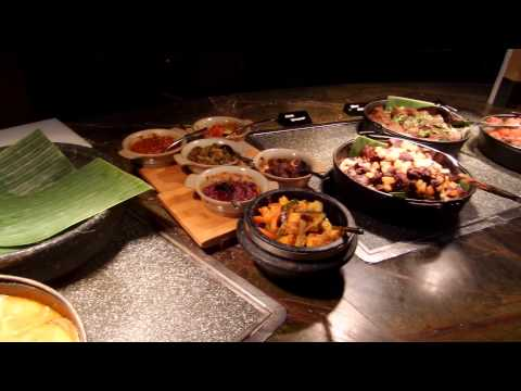 International Buffet At Edge (Pan Pacific, Singapore)
